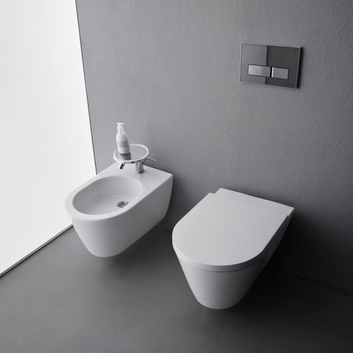 kartell wc bidet set lmi architectural resources call. Black Bedroom Furniture Sets. Home Design Ideas
